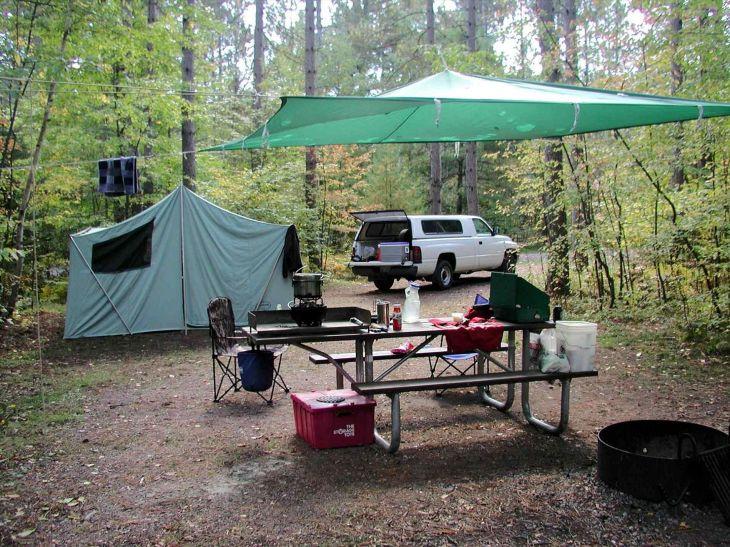 DIY Camping Ideas 17