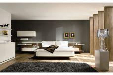 Master Bed Size Design 9
