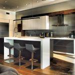 Modern Kitchen Bar Design 16