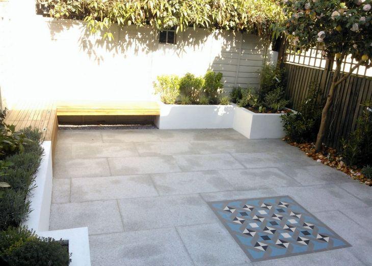 Modern Paving Stone Design 14