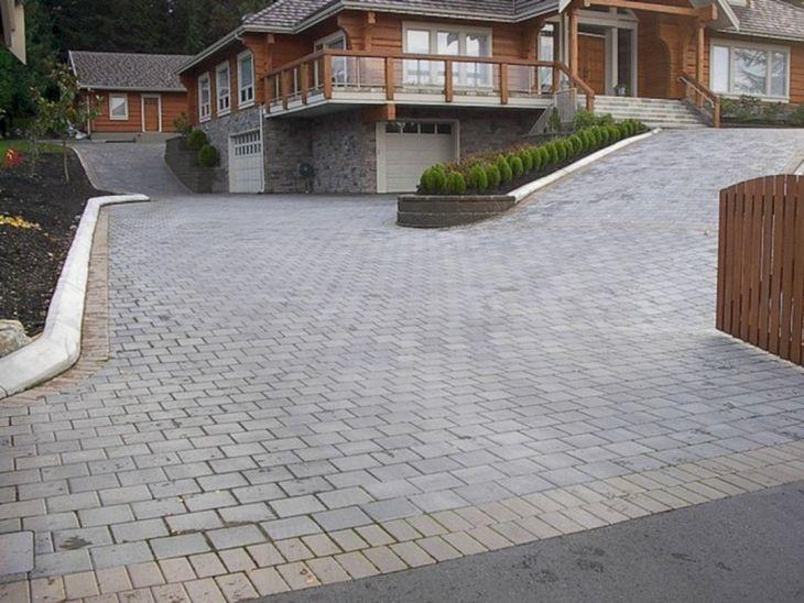 Modern Paving Stone Design 15
