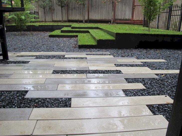 Modern Paving Stone Design 27