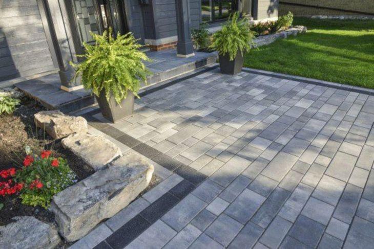 Modern Paving Stone Design 4