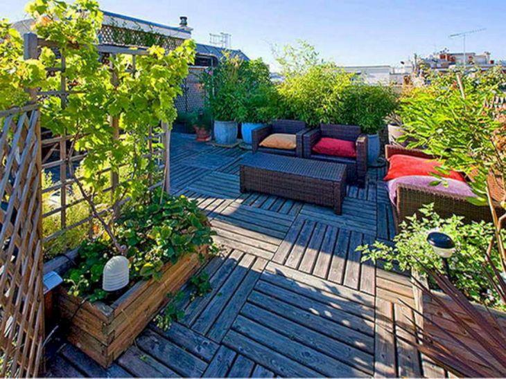 Rooftop Garden Ideas 22