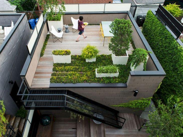 Rooftop Garden Ideas 27