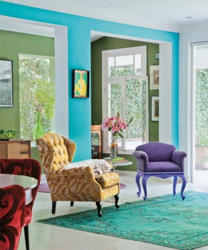 Bright Home Decor Ideas 21
