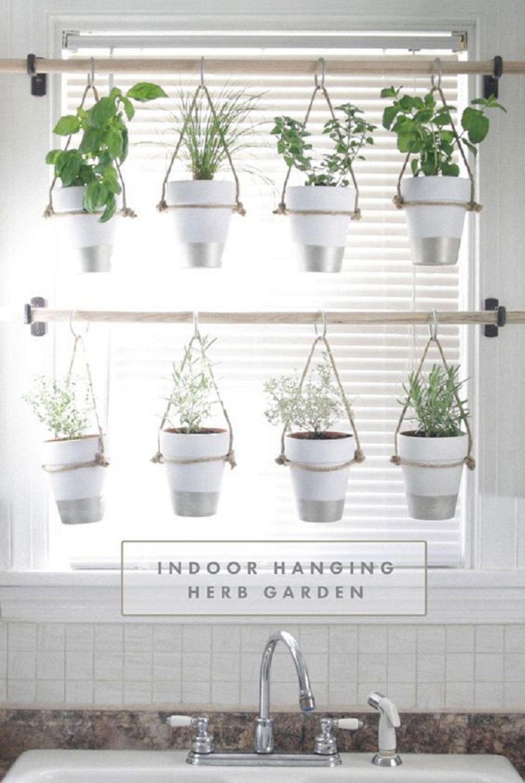 DIY Indoor Herb Garden 15