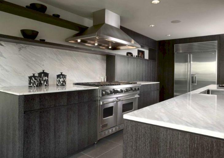 Grey Kitchen Design Ideas 12