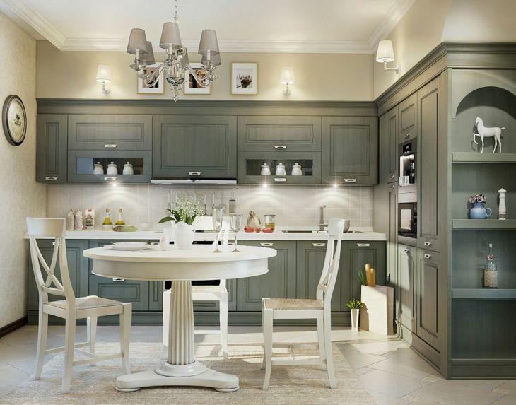 Grey Kitchen Design Ideas 7