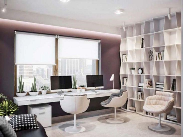 Modern Home Office Ideas 11