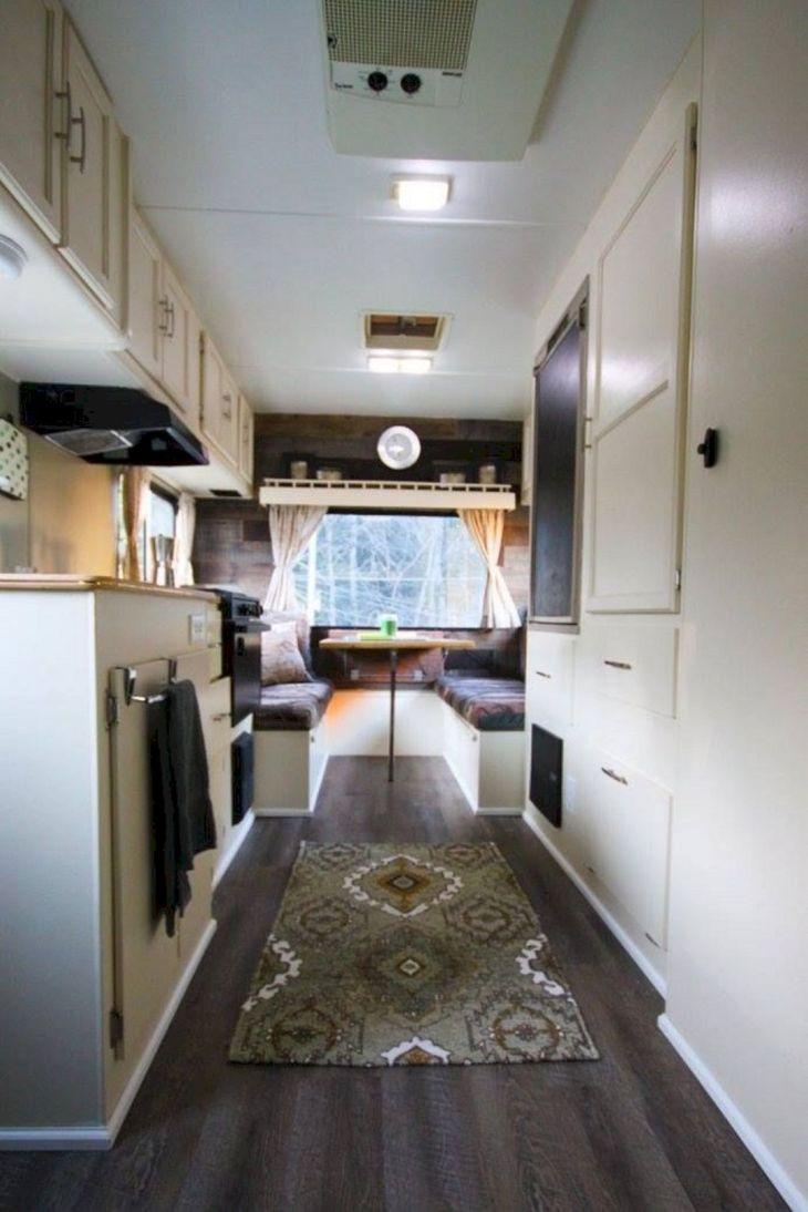 RV Kitchen Renovation Camper Ideas