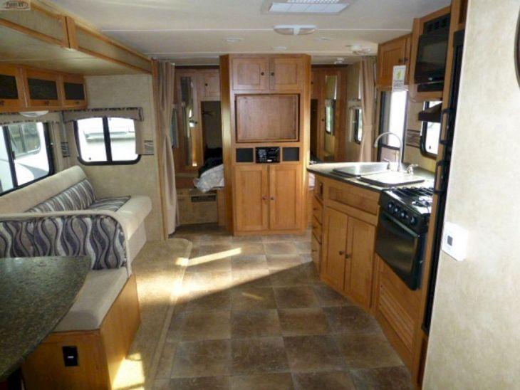 RV Living Renovation Camper