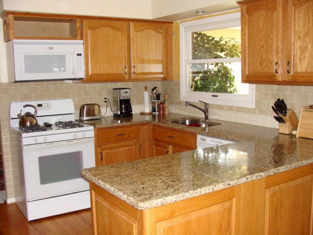 Small Kitchen Granite Countertop 12 Decoredo