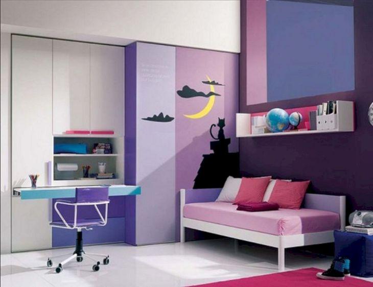 Teen Bedroom Decoration 11