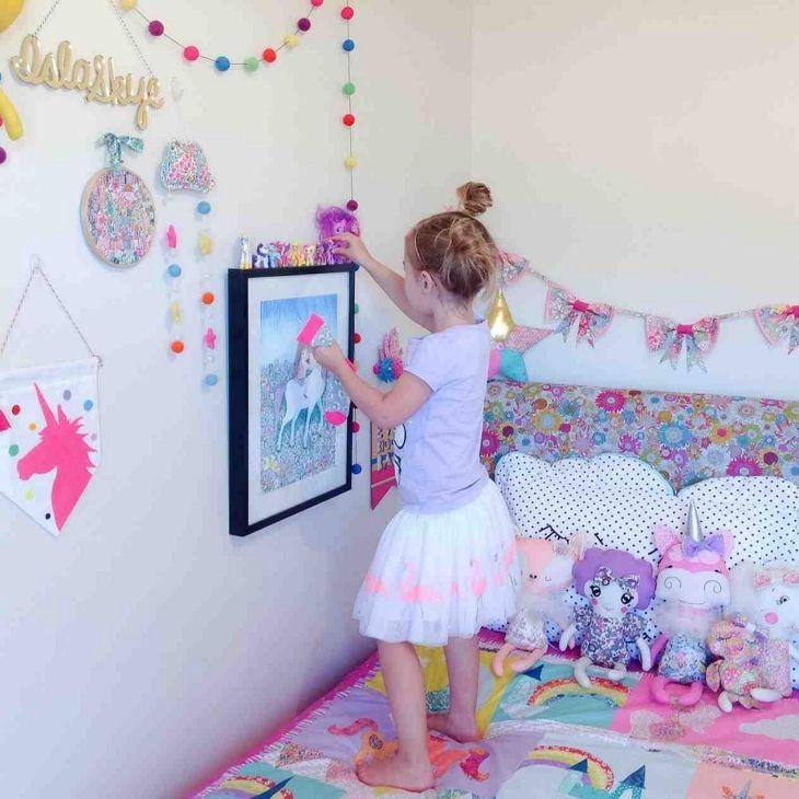 Unicorn Bedroom Ideas 13