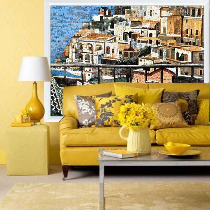 Yellow Home Decor Ideas 14