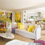 Yellow Home Decor Ideas 31