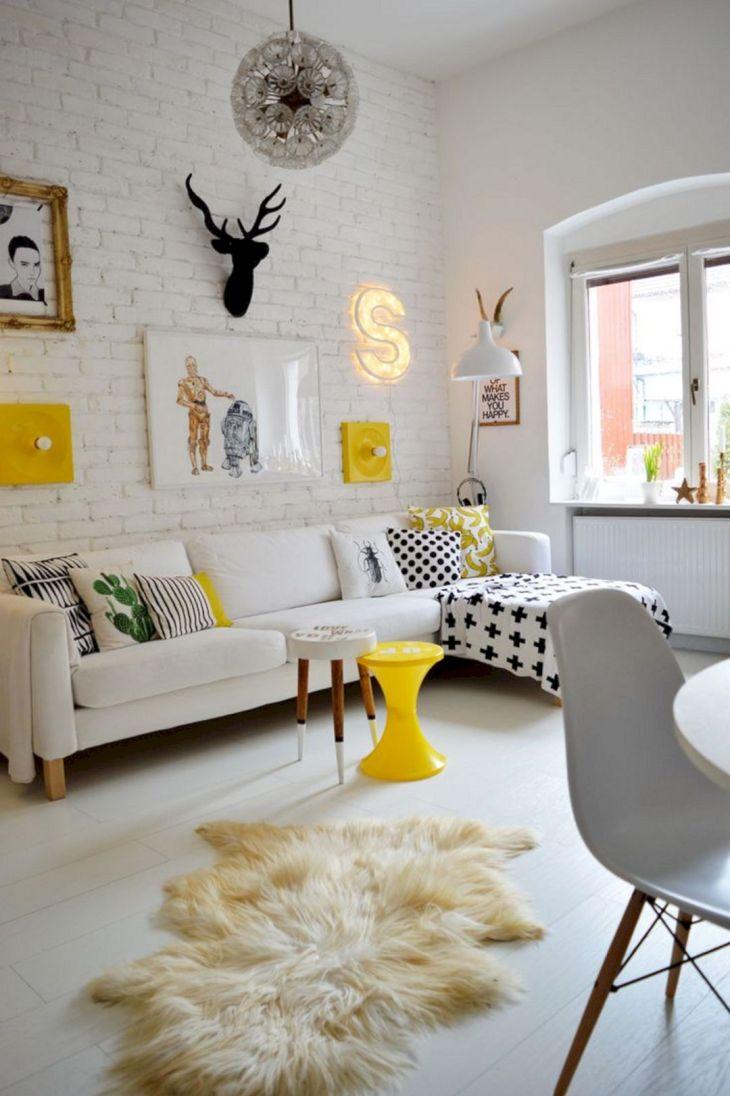 Yellow Home Decor Ideas 35
