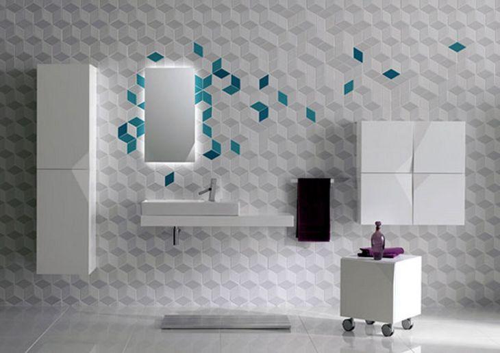 Bathroom Wall Design Ideas 15