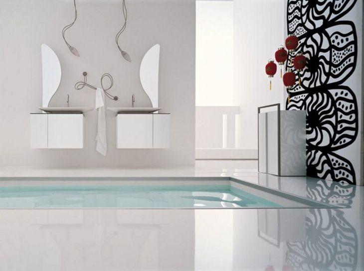 Bathroom Wall Design Ideas 24