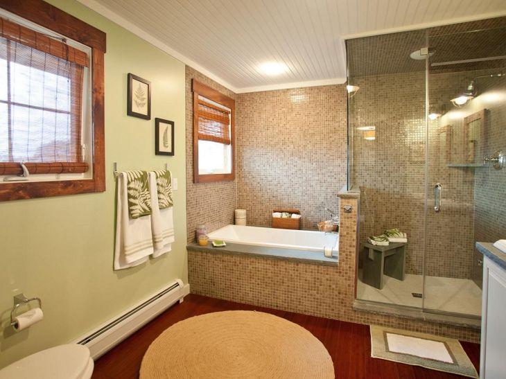 Best DIY Master Bathroom Ideas Remodel On a Budget 15