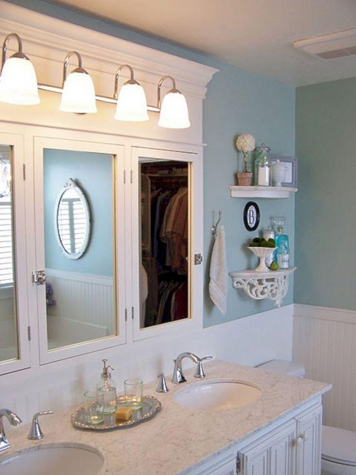 Best DIY Master Bathroom Ideas Remodel On a Budget 18