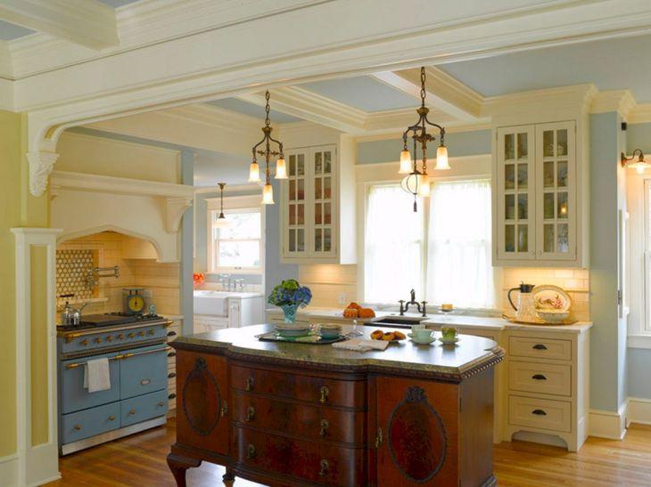 Farmhouse Kitchen Design Ideas 11