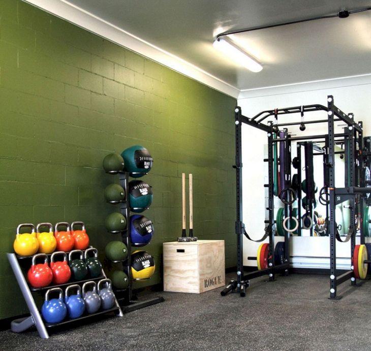 Home Gym Design Ideas 10