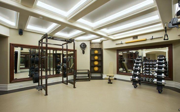 Home Gym Design Ideas 12