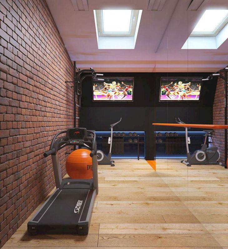 Home Gym Design Ideas 13