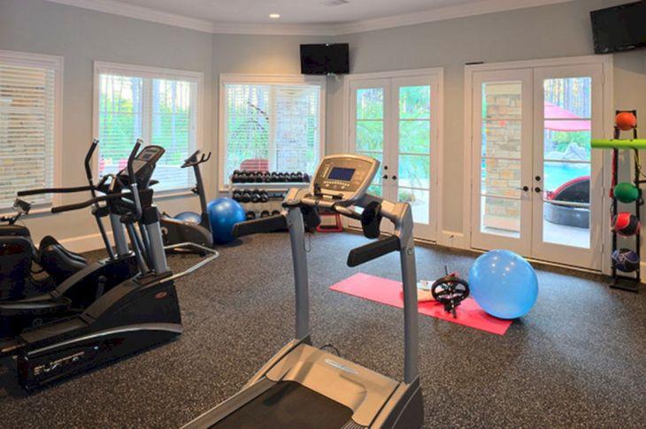 Home Gym Design Ideas 18