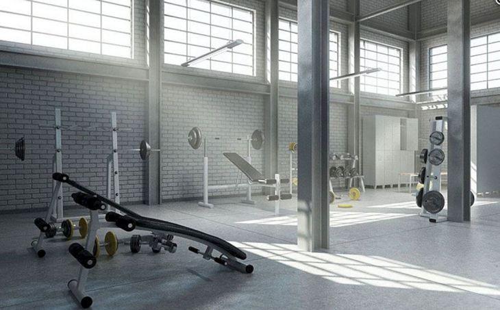Home Gym Design Ideas 19
