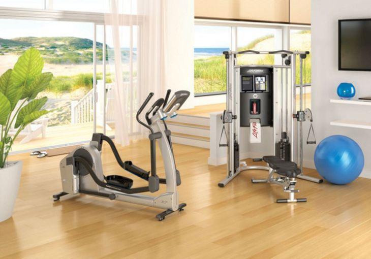 Home Gym Design Ideas 20