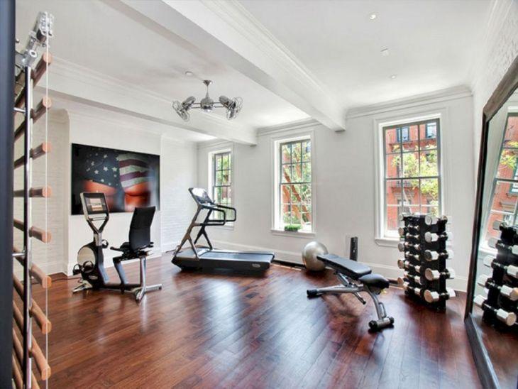 Home Gym Design Ideas 31