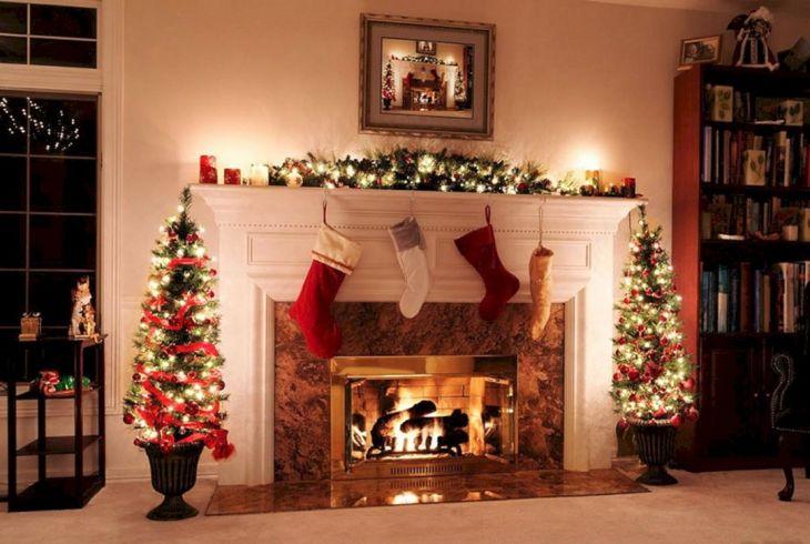 Indoor Christmas Decorations.20 Marvelous Indoor Christmas Decorations Ideas That Make