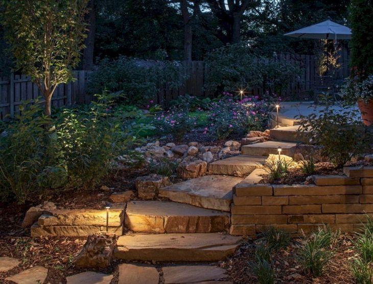 Inspirational Garden Lighting Design 12