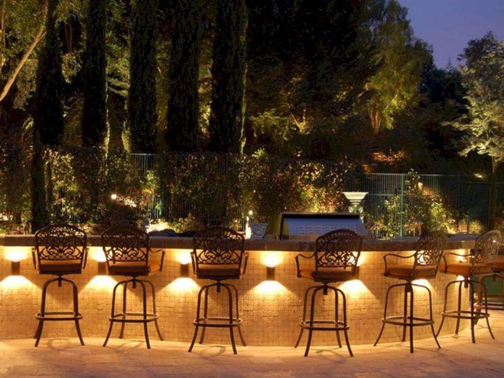 Inspirational Garden Lighting Design 15
