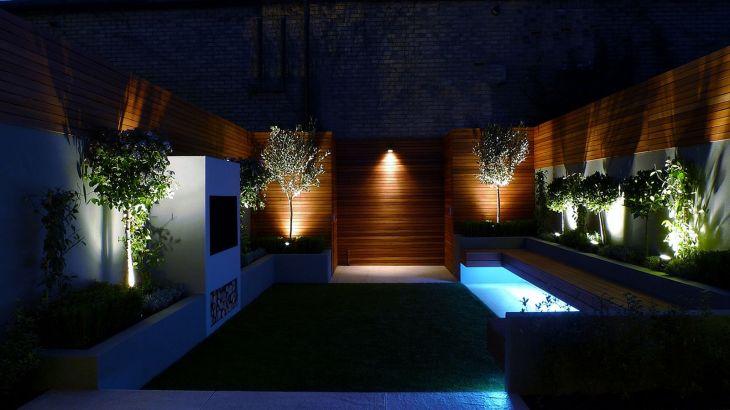 Inspirational Garden Lighting Design 25