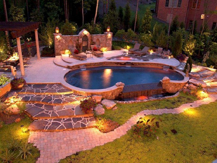 Inspirational Garden Lighting Design 27