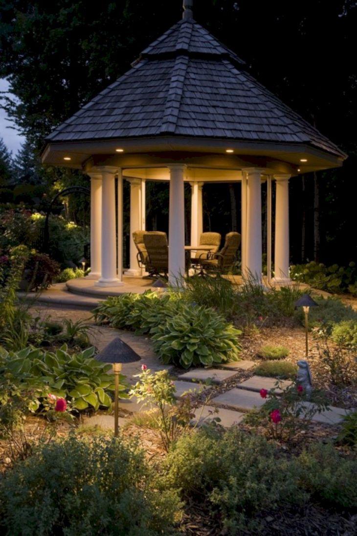 Inspirational Garden Lighting Design 30