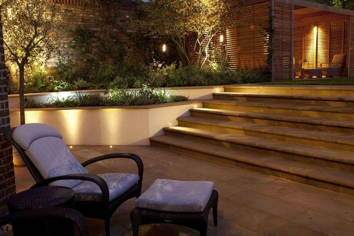Inspirational Garden Lighting Design 39