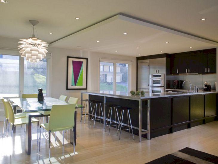 Modern Kitchen Ceiling Design Ideas 10