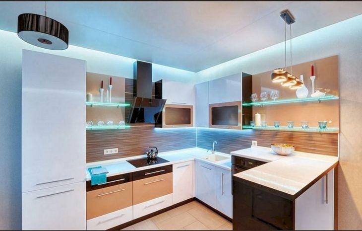 Modern Kitchen Ceiling Design Ideas 14