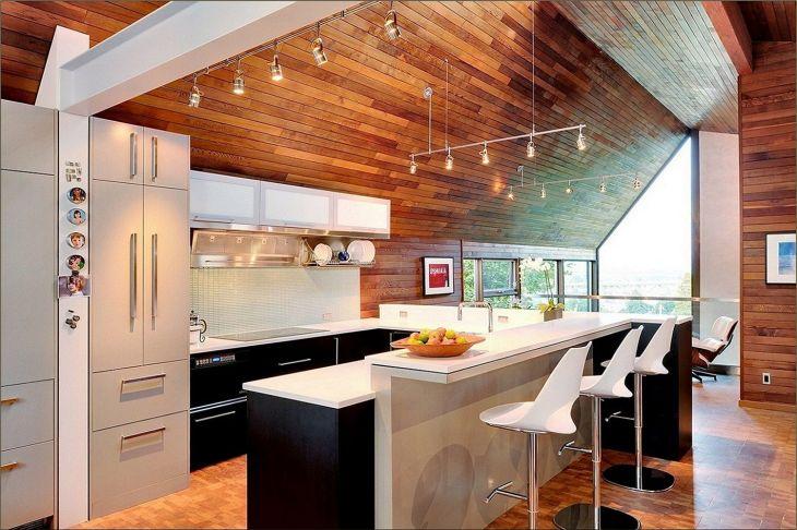 Modern Kitchen Ceiling Design Ideas 15