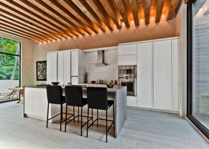 Modern Kitchen Ceiling Design Ideas 3