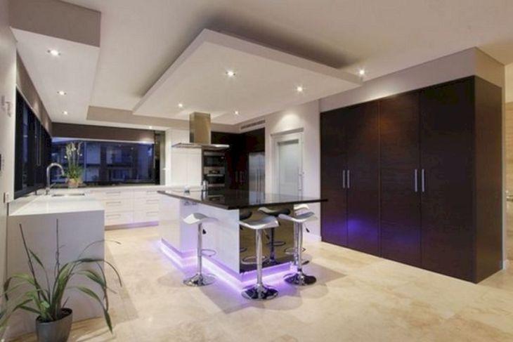 Modern Kitchen Ceiling Design Ideas 4