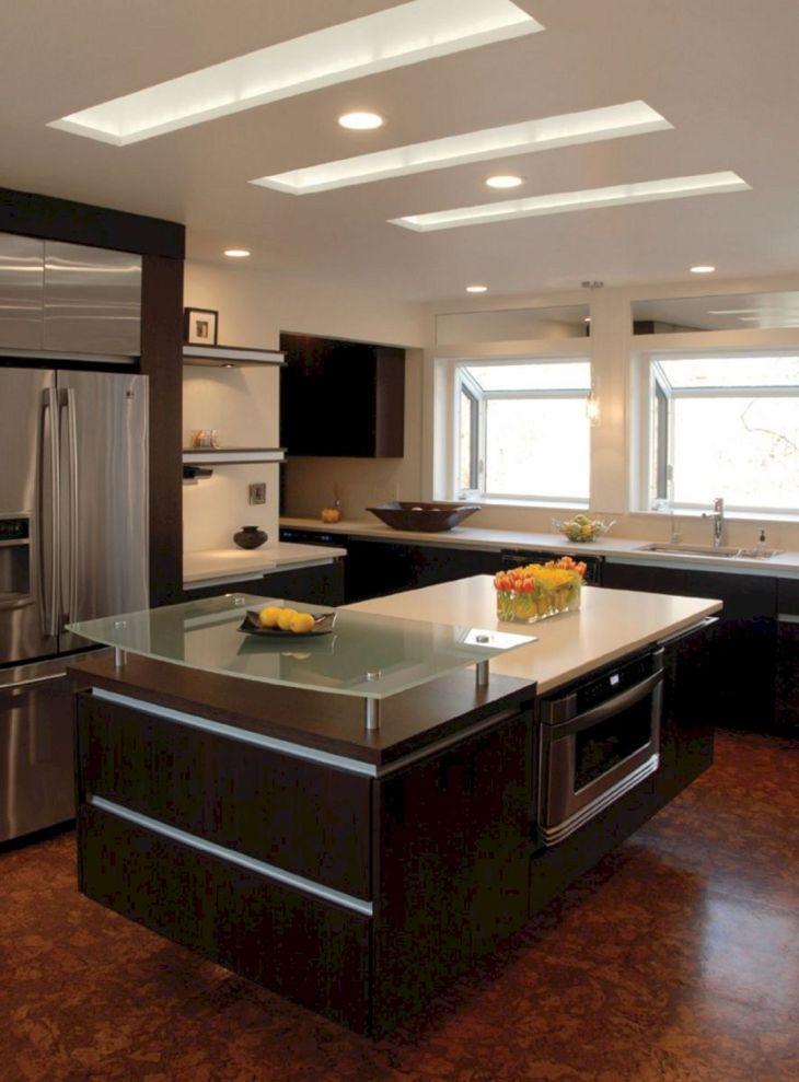 Modern Kitchen Ceiling Design Ideas 5