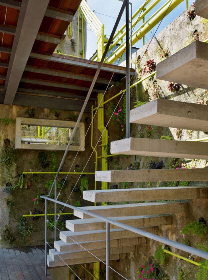 Outdoor Stairway Ideas 122