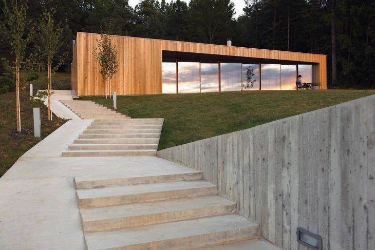 Outdoor Stairway Ideas 124