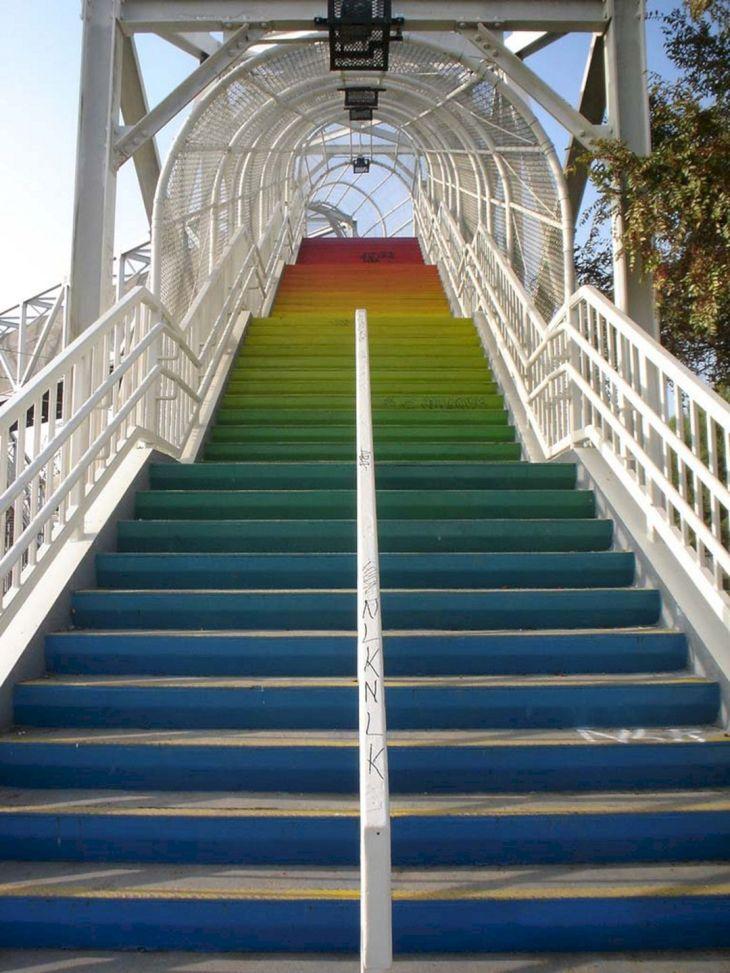 Outdoor Stairway Ideas 127